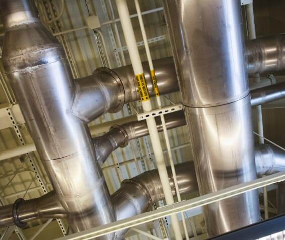 commercial office building HVAC systems