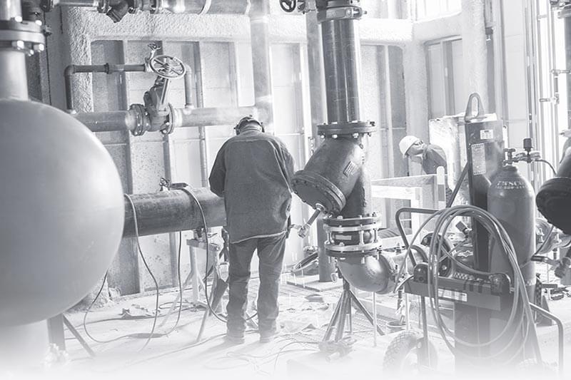 commercial mechanical contractors